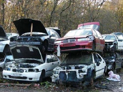 烟台报废车回收